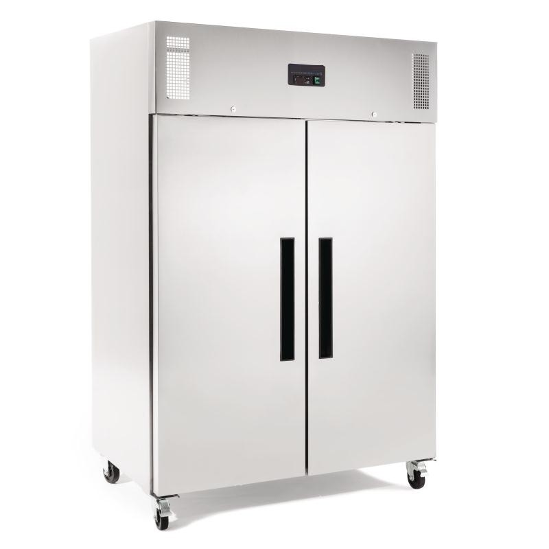 Armoire inox positive 2 portes 1200 litres tbs pro france for Tbs pro porte de garage