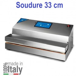 Machine sous vide automatique en inox