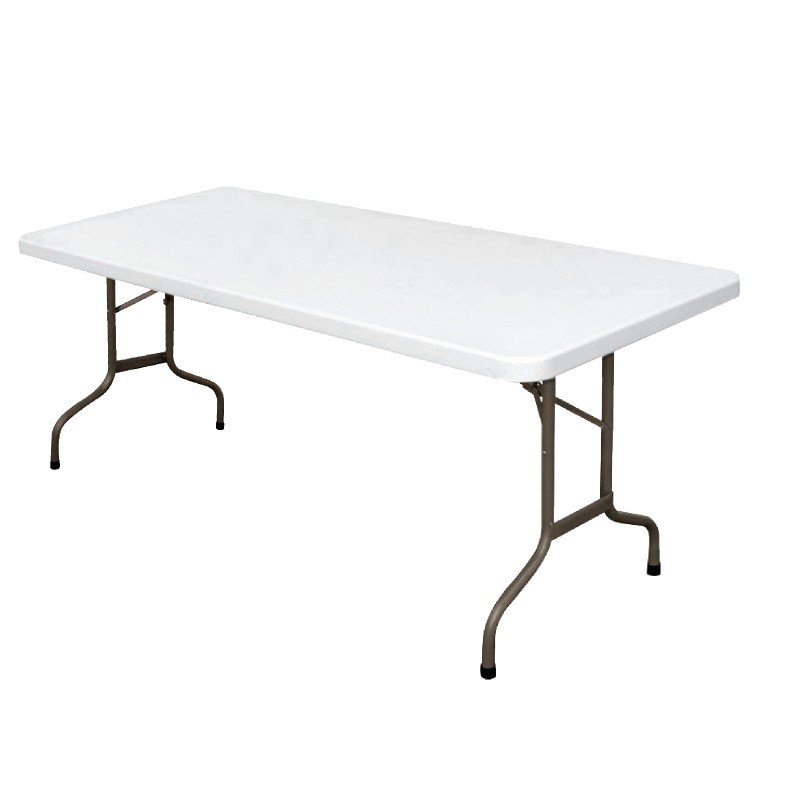 Table rectangulaire pliante 1 20m 1 50m ou 1 80m for Table exterieur d occasion
