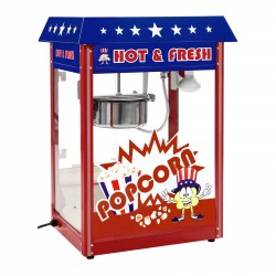 Machine à Pop Corn design américain